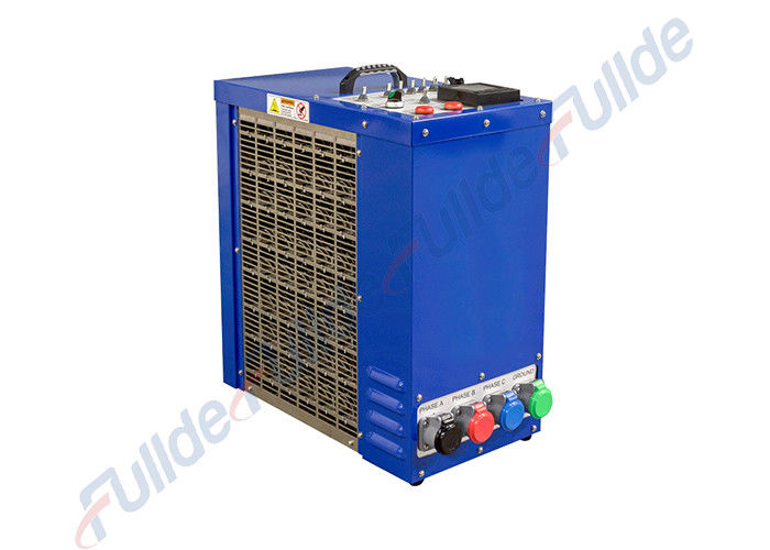 Bule Color Generator Load Bank / Automatic Ups Load Bank With Remote Control